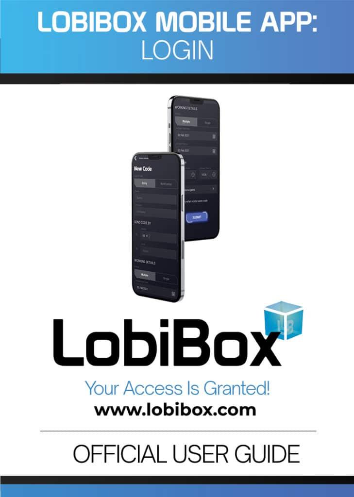 Mobile App Login Cover