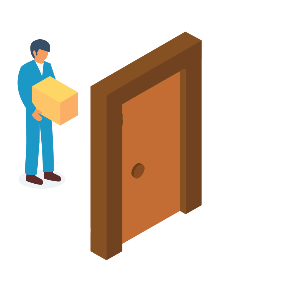 delivery access control
